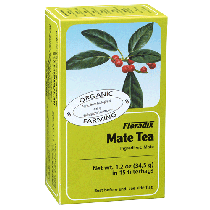 Floradix Mate Organic Herbal Tea 15 filterbags