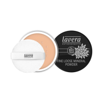 Lavera Trend Fine Loose Mineral Powder - Honey 03 - 8g