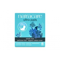 Natracare Ultra Super Period Pads With Wings 12's