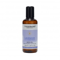 Tisserand Lavender & Chamomile Bath Oil 100ml