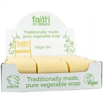 Faith in Nature Grapefruit Soap 18 x 100g
