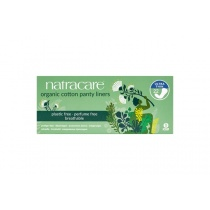 Natracare Ultra Thin Panty Liners 22's