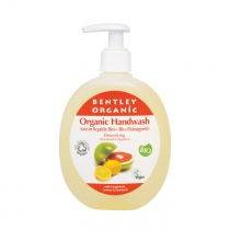 Bentley Organic Detoxifying Handwash with Grapefruit, Lemon and Seaweed 250ml