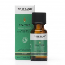 Tisserand Organic Tea Tree Essential Oil  20ml