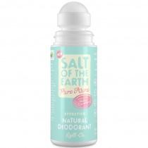 Salt of the earth Melon & Cucumber Roll-On Deodorant 75ml