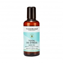 Tisserand Total De-Stress Bath Oil 100ml