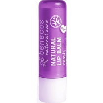 Benecos Natural Lip Balm Cassis 4.8g