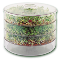 A. Vogel BioSnacky Seed Sprouters 3 tier