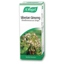 A. Vogel Siberian Ginseng (Eleutherococcus) Tincture 50ml