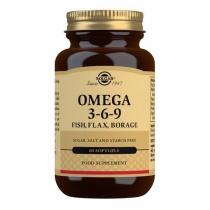 Solgar Omega 3-6-9 Softgels - Pack of 60