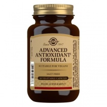 Solgar Advanced Antioxidant Formula Vegetable Capsules - Pack of 60
