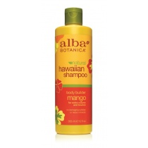 Alba Botanica Hawaiian Mango Moisturizing Hair Wash 350ml