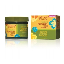 Alba Botanica Hawaiian Papaya Enzyme Facial Mask 85g