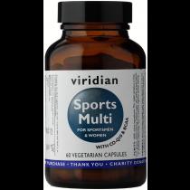 Viridian Sports Multi Veg Caps 60caps