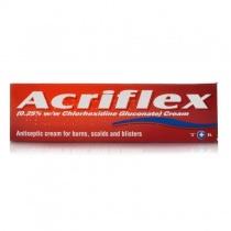 Acriflex Cream for Burns 30g
