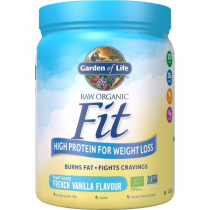 Garden Of Life Raw Organic Fit Vanilla 457g