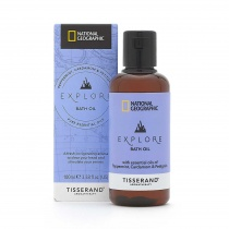 Tisserand National Geographic Explore Bath Oil 100ml