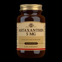 Solgar Astaxanthin 5 mg Softgels - Pack of 30
