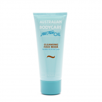 Australian Bodycare Tea Tree Oil Cleansing Face Mask 75ml