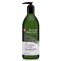 Avalon Organics Lavender Hand & Body Lotion 350ml