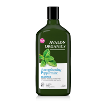 Avalon Organics PEPPERMINT Strengthening Shampoo 325ml
