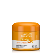 Avalon Organics Intense Defense with Vitamin C Oil-Free Moisturizer 50ml