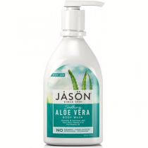 Jason Aloe Vera Satin Shower Body Wash With Pump 887ml