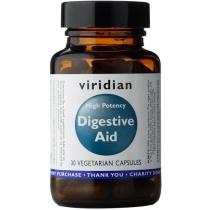 Viridian High Potency Digestive Aid Veg Caps 30caps