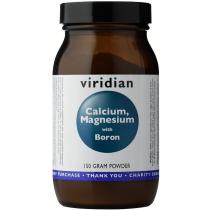 Viridian Calcium Magnesium Boron Powder 150g