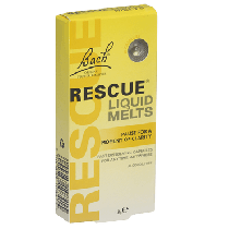 Bach Rescue Remedy Liquid Melts 14 Capsules