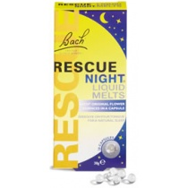 Bach Rescue Night Melts 28 Pack
