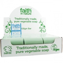 Faith in Nature Rosemary Soap 18 x 100g