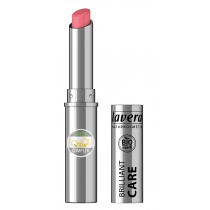 Lavera Trend Lipstick Brilliant Care with Q10 - Strawberry Pink 02 - 1.7g