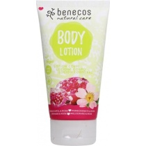 Benecos Natural Body Lotion Pomegranate and Rose 150ml