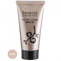Benecos Natural Creamy Foundation - Nude 30ml
