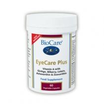 Biocare EyeCare Plus 60 Veg Capsules
