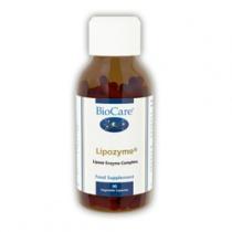 Biocare Lipozyme (Fat Enzyme Complex) 90 Veg Capsules