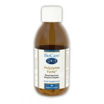 Biocare Polyzyme Forte (Enzyme Complex) 90 Veg Caps