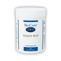 Biocare Butyric Acid Complex 90 Veg Capsules