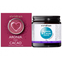 Viridian Aronia and Cacao Frappe 30g Powder