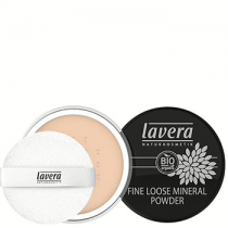 Lavera Trend Fine Loose Mineral Powder - Ivory 01 - 8g