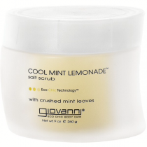 Giovanni Cool Mint Lemon Salt Scrub 260ml
