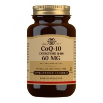 Solgar CoQ-10 60 mg Vegetable Capsules - Pack of 30