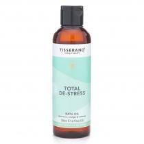 Tisserand Total De-Stress Bath Oil 200ml