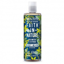 Faith in Nature Seaweed & Citrus Body Wash 400ml