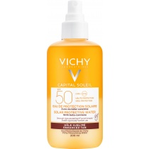 Vichy Ideal Soleil Solar Protective Water Enhanced Tan SPF50, 200ml