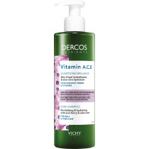 Vichy Dercos Nutrients Vitamin A.C.E Shine Shampoo 250ml