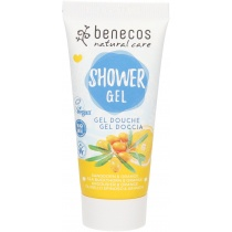 Benecos Sea Buckthorn & Orange Natural Shower Gel 30ml