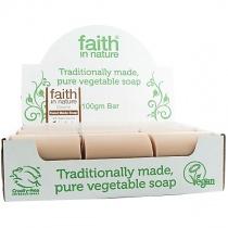 Faith in Nature Coconut Soap 18 x 100g