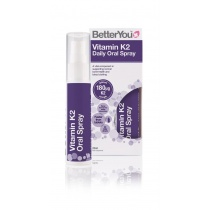BetterYou Vitamin K2 Oral Spray 25ml
